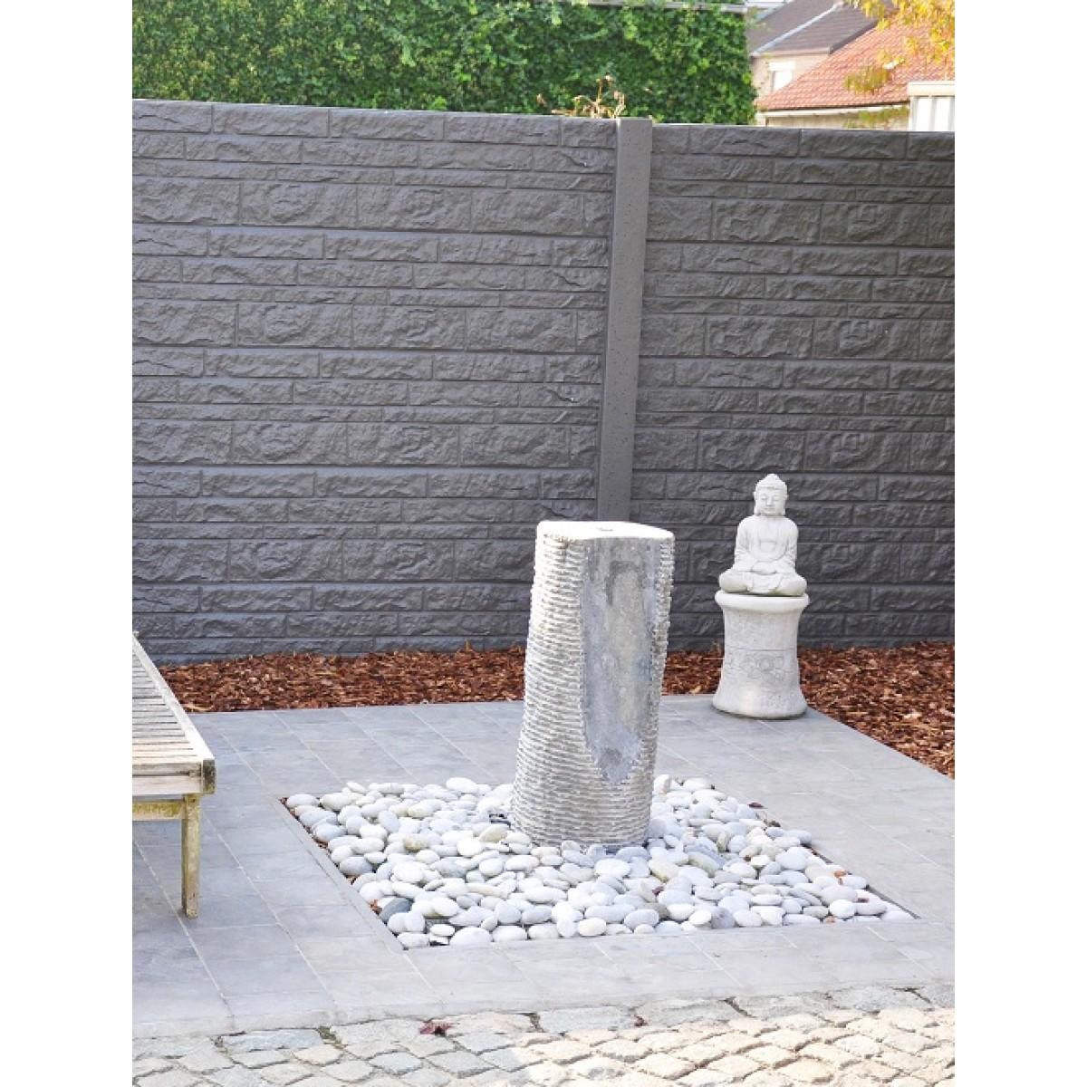 Alle beton schuttingen van Schutting33 >>